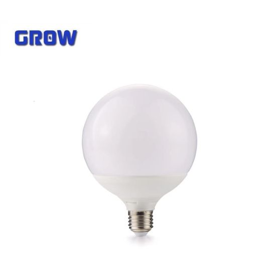 Plastic Aluminum Global Light 10W/12W/15W/18W/24W LED Bulb Light with Ce RoHS Energy Saving Lamp
