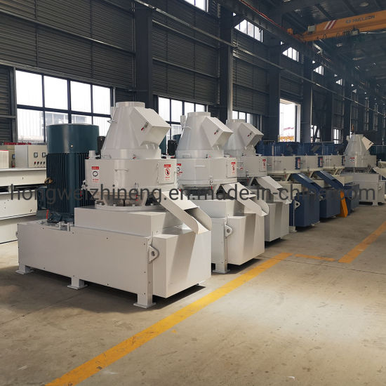 0.8-1.5 Ton / Hour Wood Pellet Mill for Sale