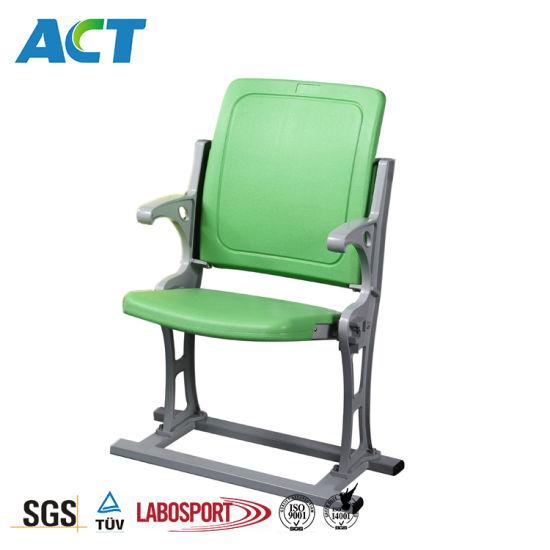 Incredible Hdpe Plastic Seats For Stadium Vip Area Stadium Folding Chairs Ibusinesslaw Wood Chair Design Ideas Ibusinesslaworg