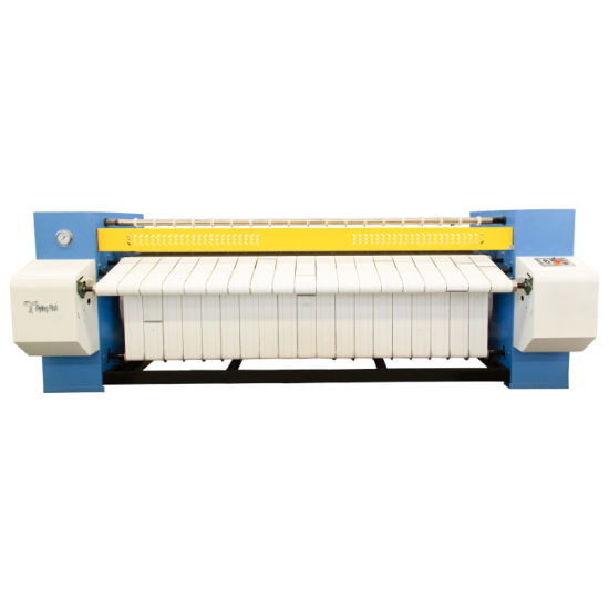 Ironing Machine Electric Heating Laundry, Faltwork Ironer Laundry Equipment (YP)