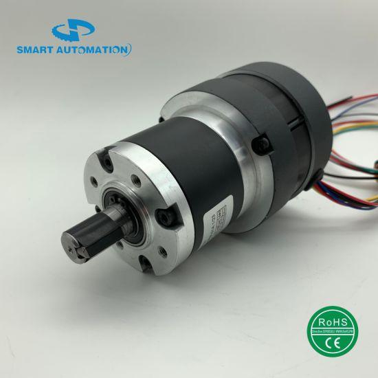 80mm High Torque Planetary Gear Motor with Planet Gear Reducer 100W 200W 300W