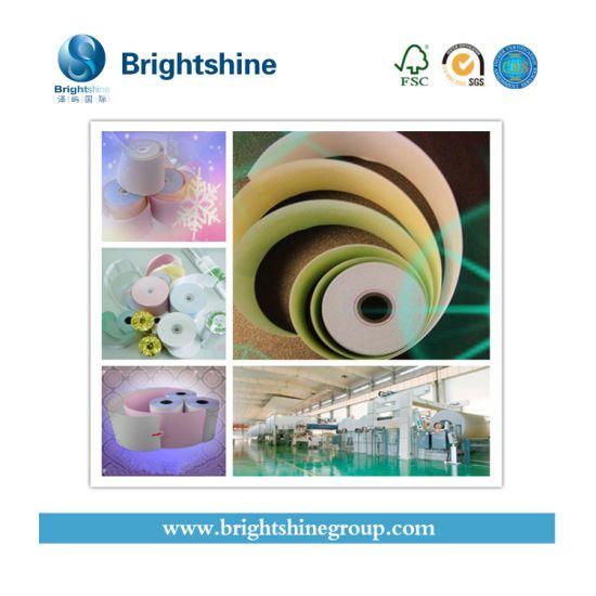 Brightshine Group Bank Receipt Paper