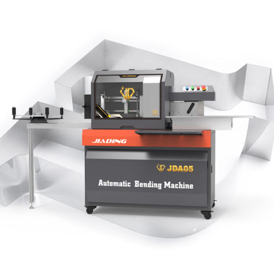 CNC Automatic Metal Sheet Stainless Steel Aluminum Channel Letter Bending Machine Slotting Machine for 3D Billboards Light Boxes