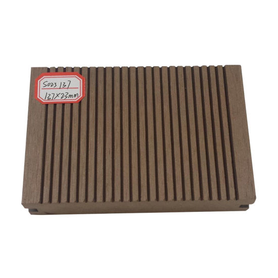 New Solid WPC Decking Board 137*23mm