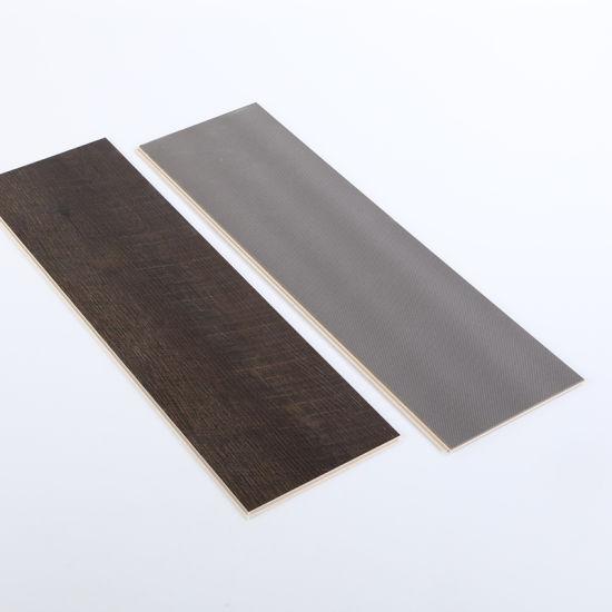 Smooth Rigid Polymer Core Spc Vinyl Flooring with High Performance