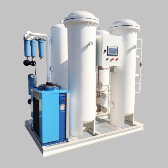 Medical Oxygen Gas Plant for Cylinders Filling Oxygen Generator Setup