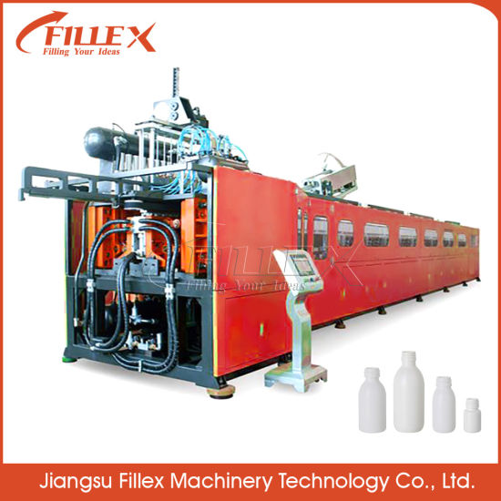 The Latest Version Fully Automatic Low Noise Blow Moulding Machinery