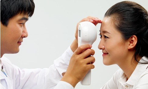 China Top Quality Ophthalmic Equipment Portable Keratometer pictures & photos