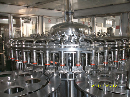 Water Bottling Machine Washing-Filling-Capping 3in1 Monobloc (CGF48-48-12) pictures & photos