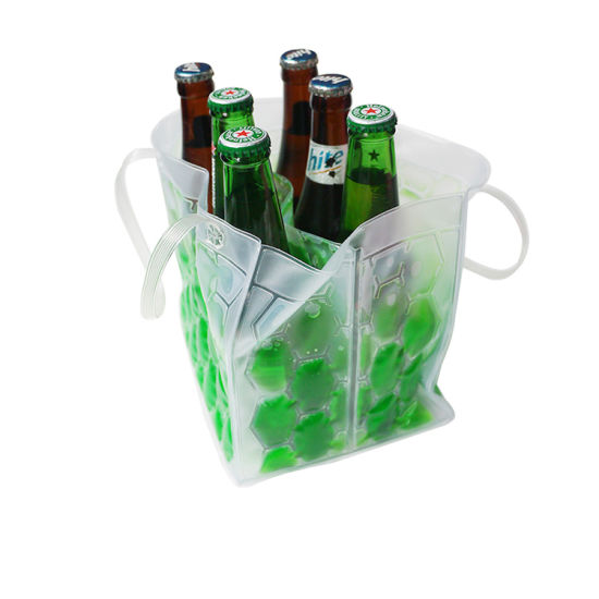 6 Bottle Wine Bottle Cover With Cooling Gel China Cooling Gel And Wine Bottle Cover Price Made In China Com