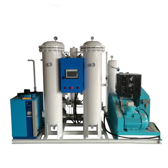 Medical Oxygen Psa Medical Oxygen Concentrator 5nm3/H to 100nm3/H 93% 95% 98% 99.5% 99.6%