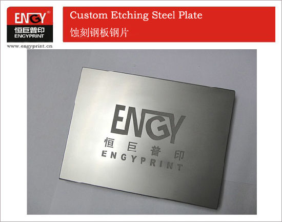 Rubber Head Printing Plate and Pad Printing Plates
