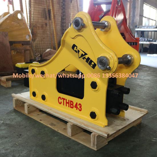 China OEM and ODM Service Excavator Korean Hydraulic Rock