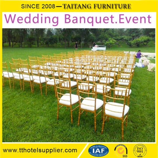China Weddings Reception Party Event Rentals Cheap Banquet Chair