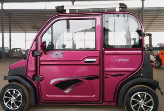 Electric Motor Car, Electric Solar Vehicle