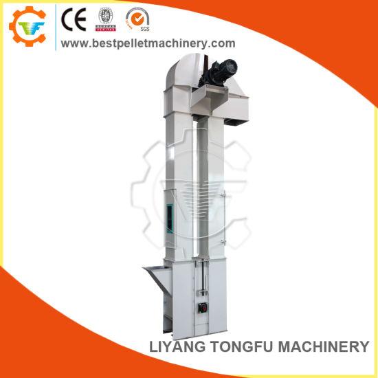Z Type Vertical Chain Grain Sand Bucket Elevator for Sale