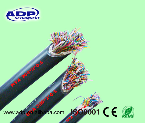 Underground Multi Pairs Hya 25/50/100/200 Pair Telephone Cable Outdoor/Indoor Wire pictures & photos