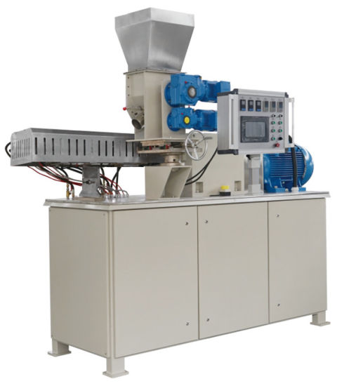 Twin Screw Extruder for Powder Coating Extrusion