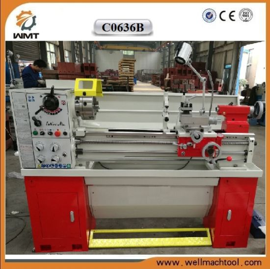 C0636B (CZ1440G/1) metal Lathe with CE pictures & photos