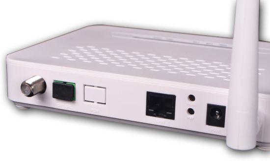 FTTH Gpon RF Ont 1ge WiFi Ont