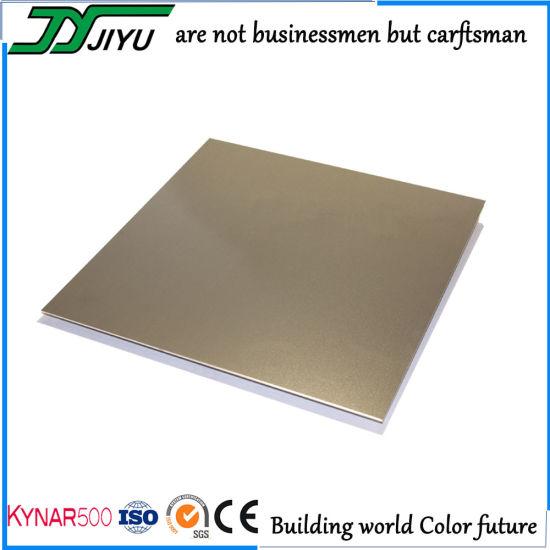 PVDF Aluminum Composite Panel with High Quality
