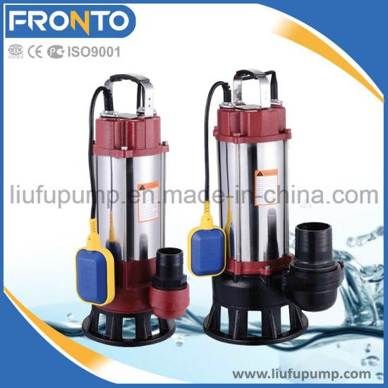 Big Power Submersible Sewage Water Pump