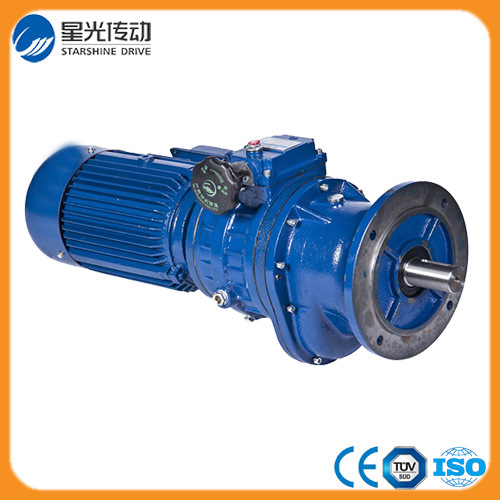 Stepless Variable Speed Changing Gearbox