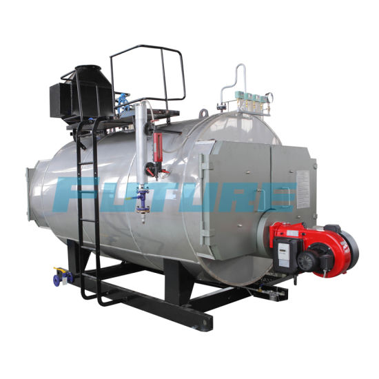 Industrial Oil or Gas Fired Steam Boiler pictures & photos