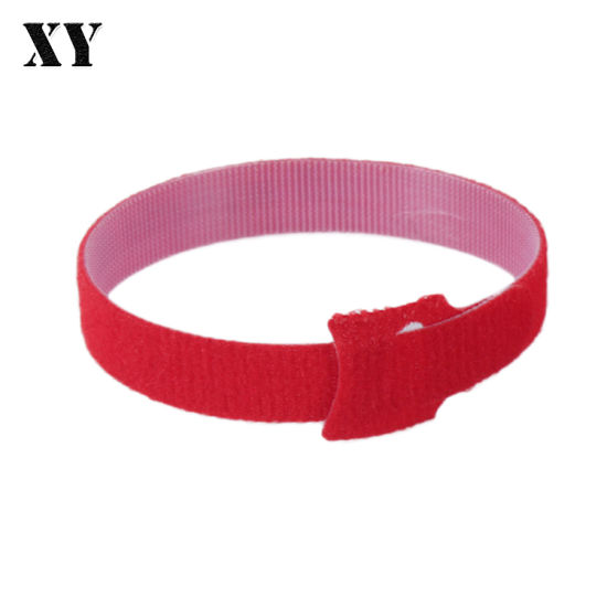 Reusable Durable Nylon Hook and Loop Wire/Cable Tie