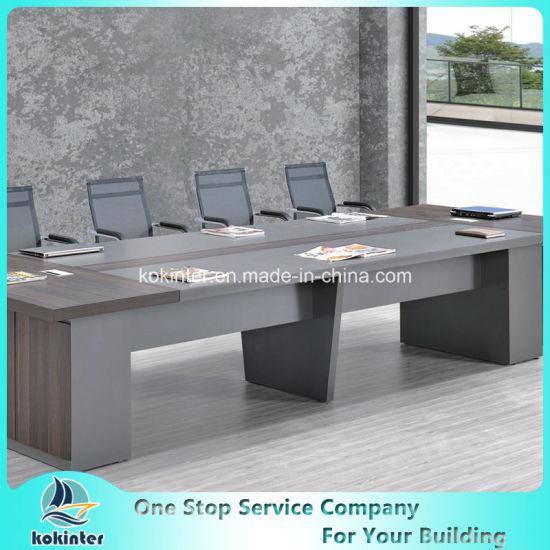 Modern Office Furniture Desk L Shaped Alice Series 16