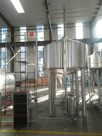 2500L Beer Equipment, Full-Cycle Plant Fermentor, Brewing Kettle, Bbt Tank pictures & photos