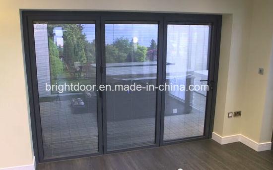 Pictures Aluminum Screen Folding Door And Window Price