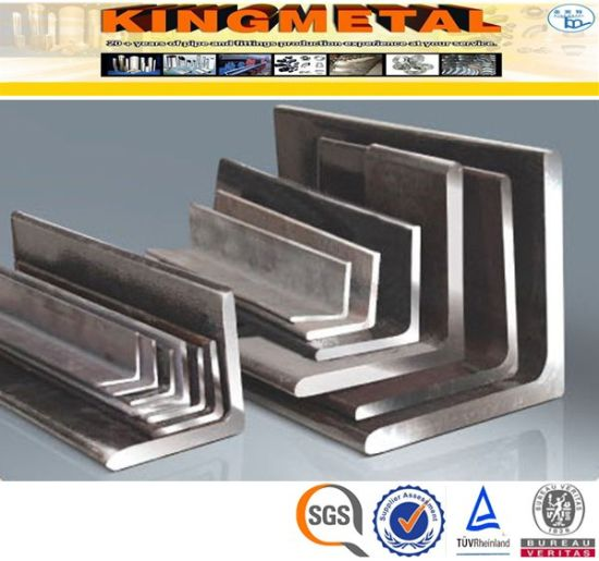 50X50X5mm Ss400 Steel Angle Bar, Angle Steel, Angel Iron for Construction pictures & photos
