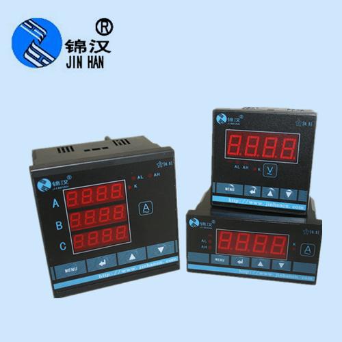 AC Digital Panel Ammeter
