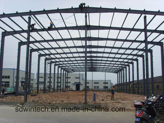 Pre-Engineered Steel Structure Multistorey Building/Low Cost Factory Workshop Steel Building/New High Rise Steel Structure Building pictures & photos