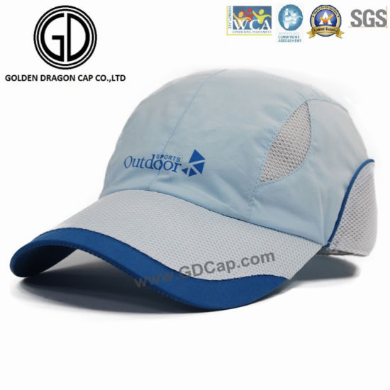 07af9986329 China 2016 Outdoor Leisure Breathable Golf Racing Sports Cap with ...