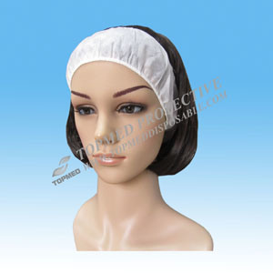 Available Disposable Hair Band for Disposable Usage pictures & photos