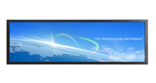38 Inch Stretched TFT Display Bar LCD Screen with 1920X538 pictures & photos