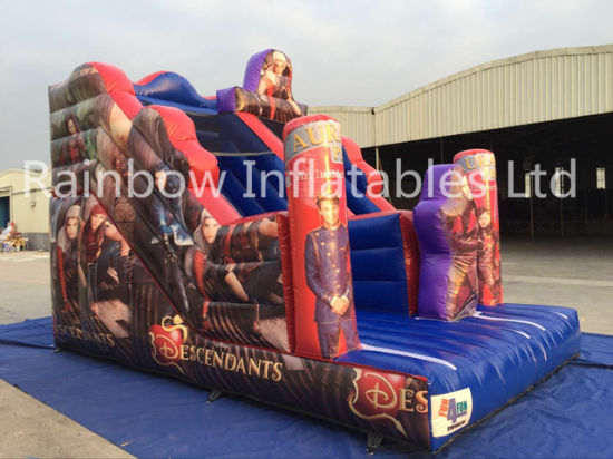 Fashionable Commercial Inflatable Slide for Adults pictures & photos