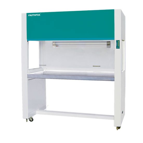 Two Persons One Side Vertical Type Laminar Air Flow Cabinet with Ce;