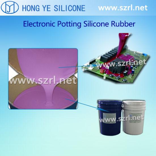 LED Encapsulation Circuit Board Potting RTV2 Silicone Rubber