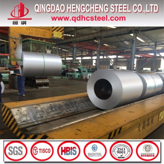 G350 G550 Galvanized Zinc Coated Steel Strip pictures & photos