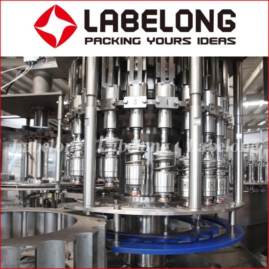 2018 Factory Cheaper Price Bottle Line Plant Beverage/Soft Drink/Water Mineral Pure Water Liquid Bottling Filling Machine