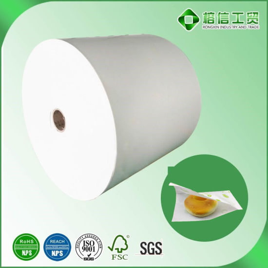 Eco-Friendly Matt Coated Paper with PE
