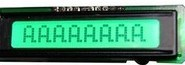 Stn Screen 20X4 Character LCD Module Display Stn Yellow-Green Blue pictures & photos