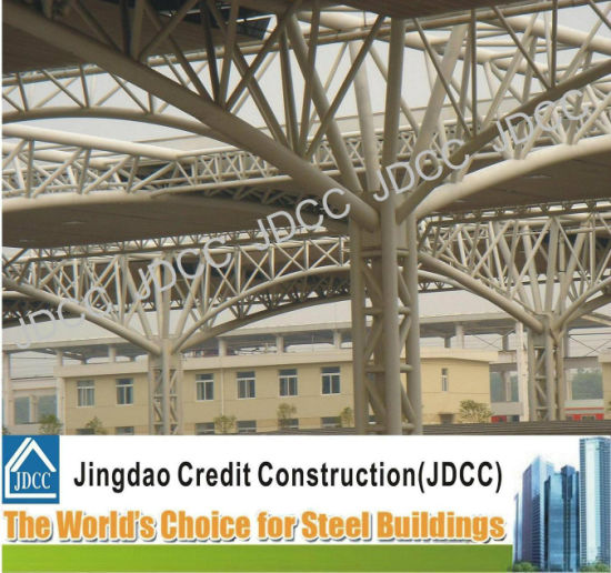 Stadium Station and Exhibition Shade Steel Structure pictures & photos