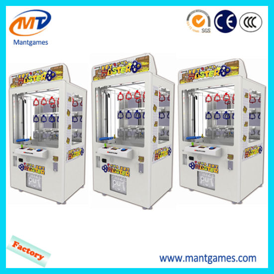 China Personalized Gift Machine Colorful Coin Pusher Mini Toy