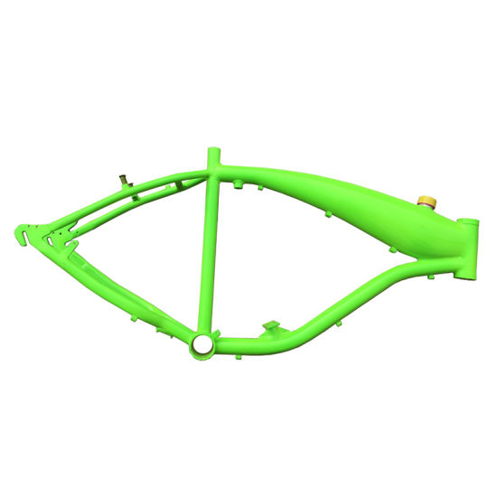 China Bicycle Frame in Stock/Chopper Bicycle Frame/Black Bicycle ...
