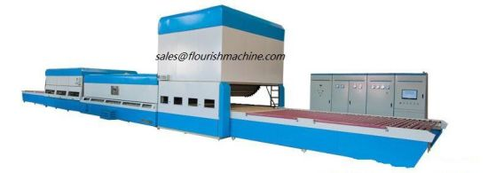 Flat and Bend Glass Tempering Furnace