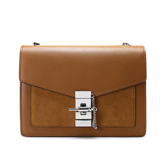 Lady Leather Sling Handbag Designer Fashion Shoulder Bag